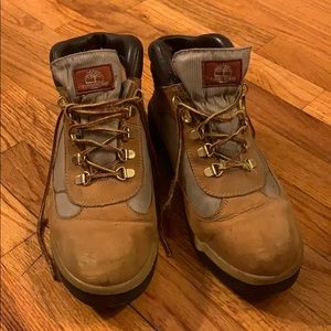 Men's Timberland wheat boots